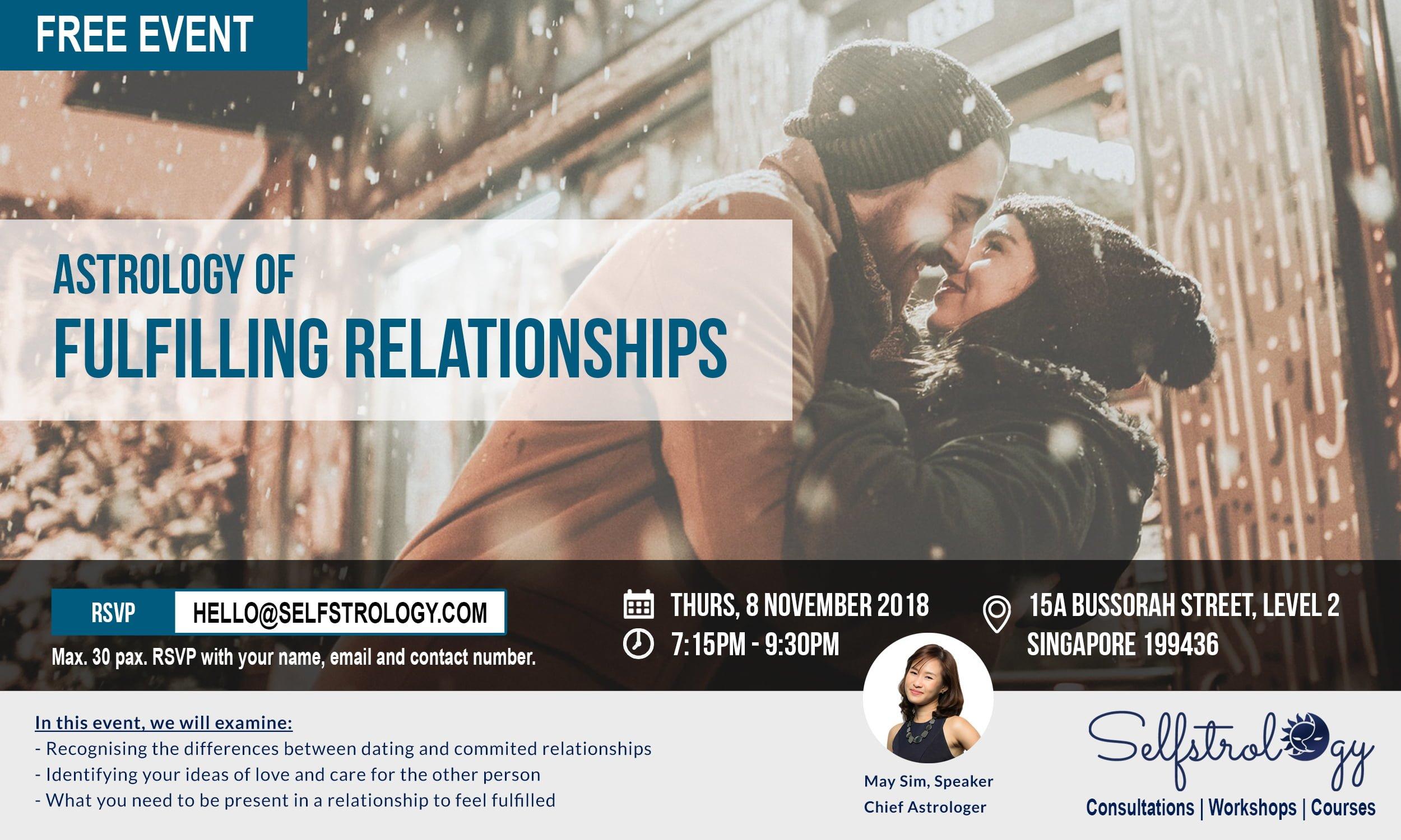 free astrology dating website